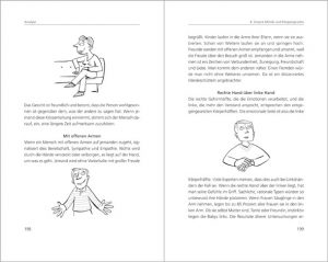illustration body language