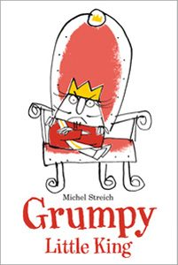 Book cover Grumpy Little King