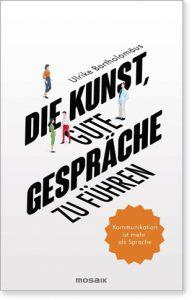 Book cover Mosaik Gute Gespraeche