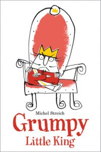 Cover Grumpy Little King