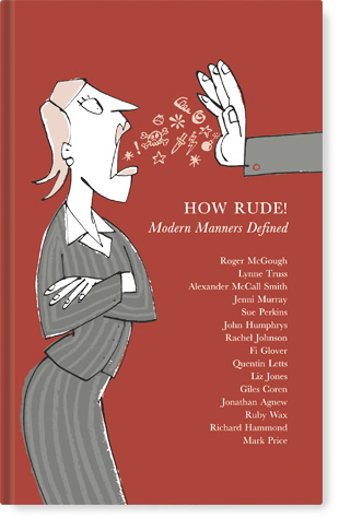 illustration cover How Rude