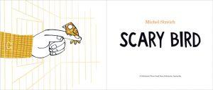 Scary Bird Doppelseite 01