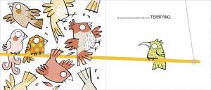 Scary Bird Doppelseite 06