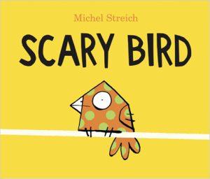 Scary Bird Titelbild