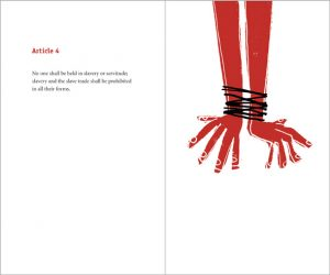 illustration bound hands
